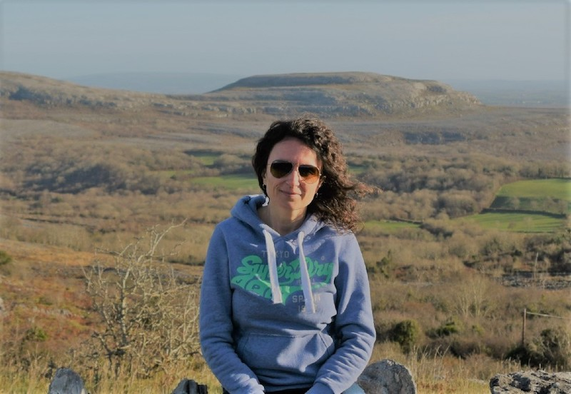 Sabine von Gecko Footsteps präsentiert Niedersachsen als eines der Reiseziele Deutschland