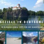 Reiseziele Deutschland: Blogger-Tipps für Urlaub in Deutschland