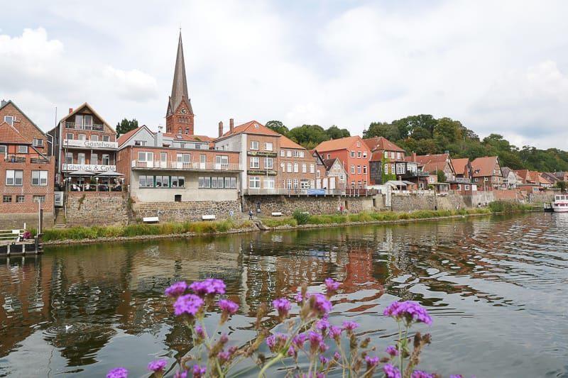 Das Schiffshebewerk in Lauenburg als Reiseziel in Deutschland
