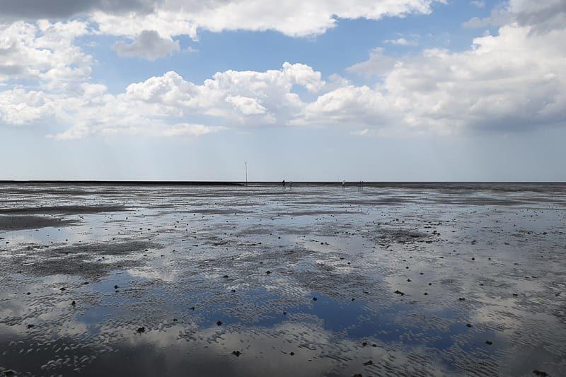 Das Wattenmeer als Reiseziel in Deutschland