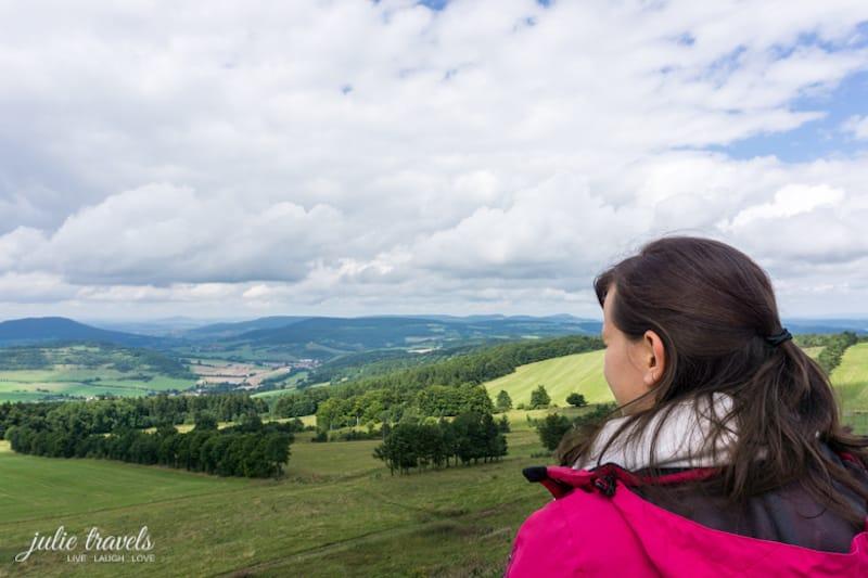 Reiseziele in Deutschland wie die Rhön
