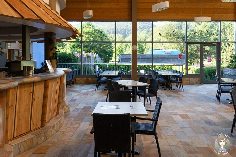 Restaurant im AquaMagis Erlebnisbad