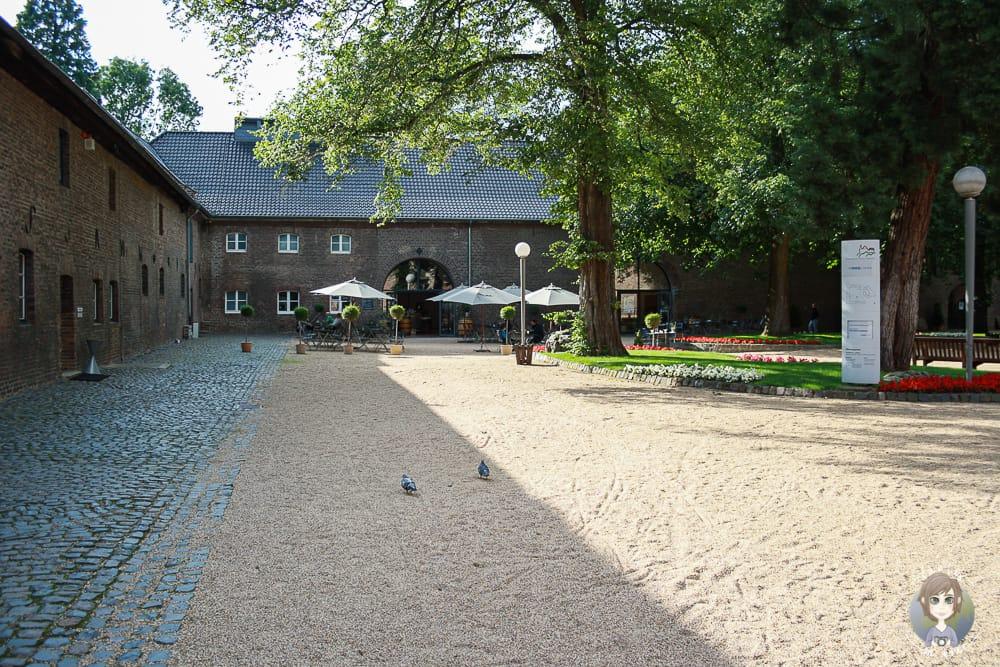 Die Brasserie am Schloss Paffendorf
