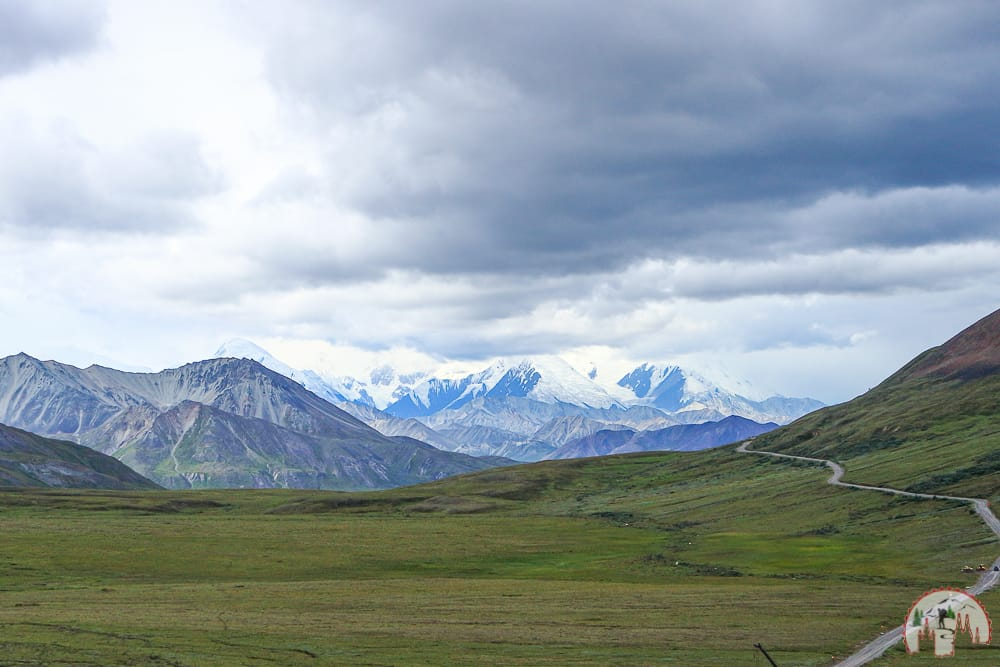 Stony Hill Overlook im Denali Nationalpark