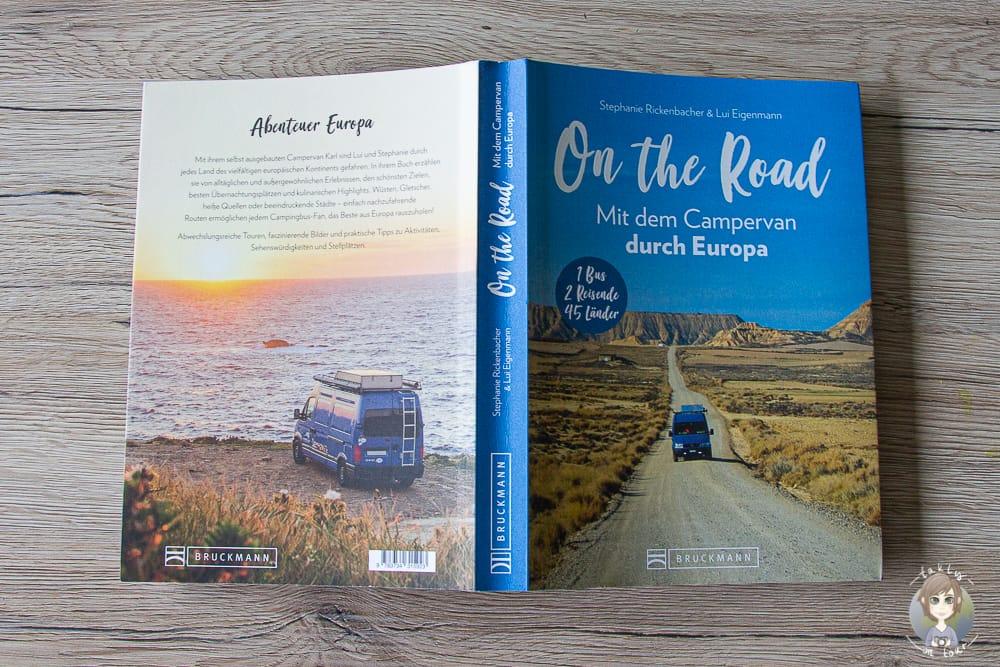 On the road ein Buch über das Reisen durch Europa