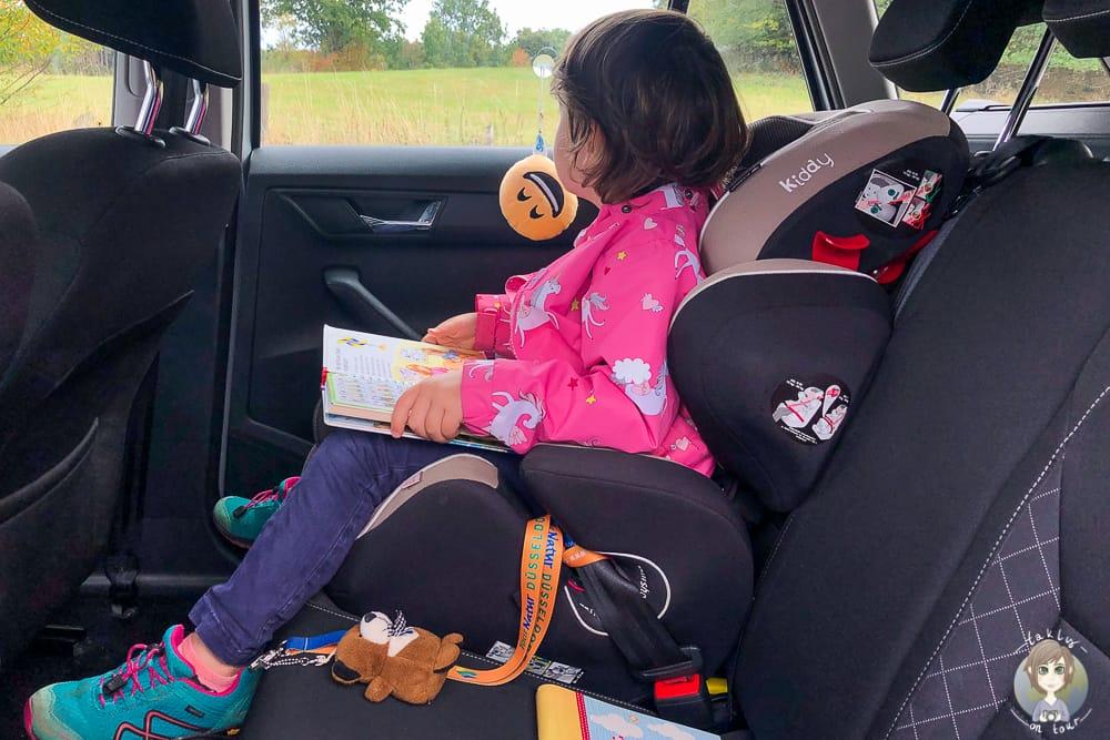 Tipps für lange Autofahrt mit Kleinkind