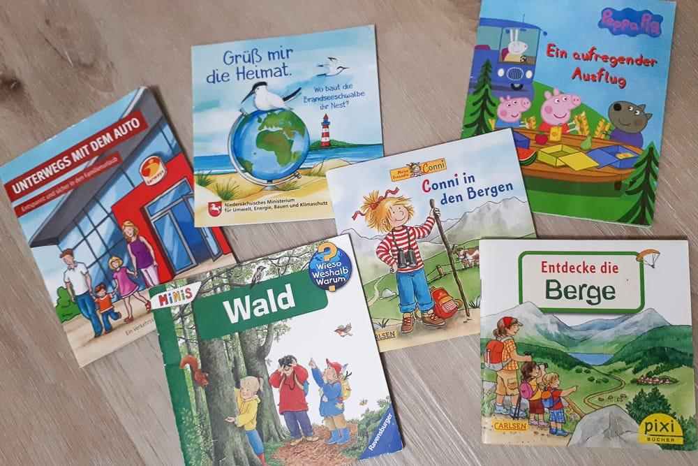 Urlaubs-Bücher für Kinder tolle Kinderbuchklassiker