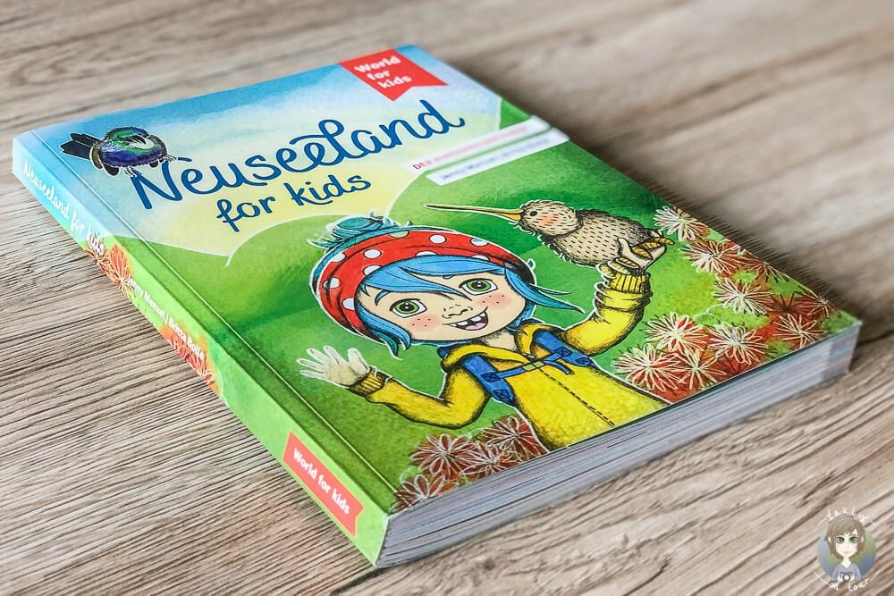 Neuseeland for kids Buch