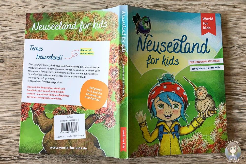Vorbereitung für Neuseeland mit Kind