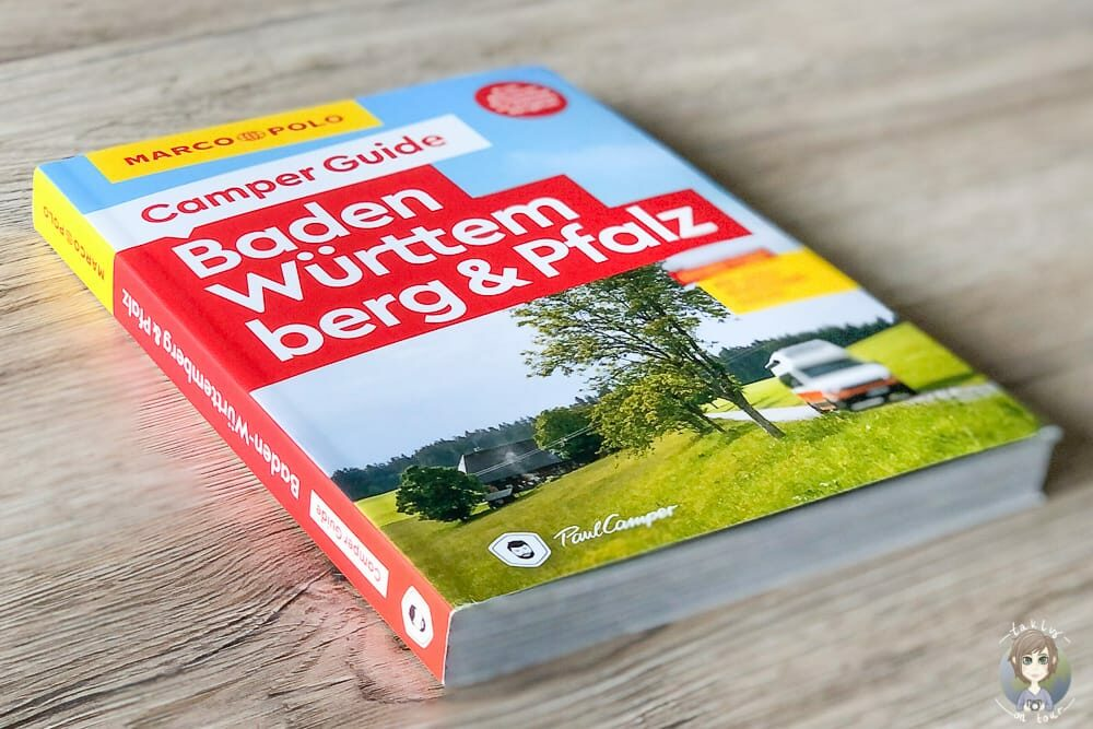 MARCO POLO Camper Guide Baden-Württemberg & Pfalz