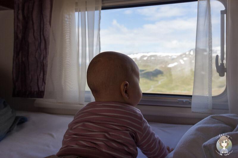 Camping mit Baby im Wohnmobil