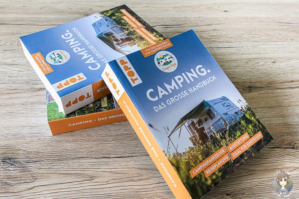 Gewinnspiel vom Großen Camping Handbuch