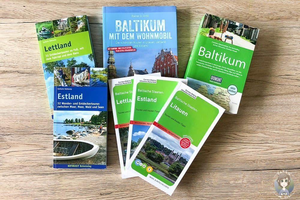 Tipps für Baltikum Reiseführer