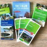 Baltikum Reiseführer: Unsere Reiseliteratur an Bord