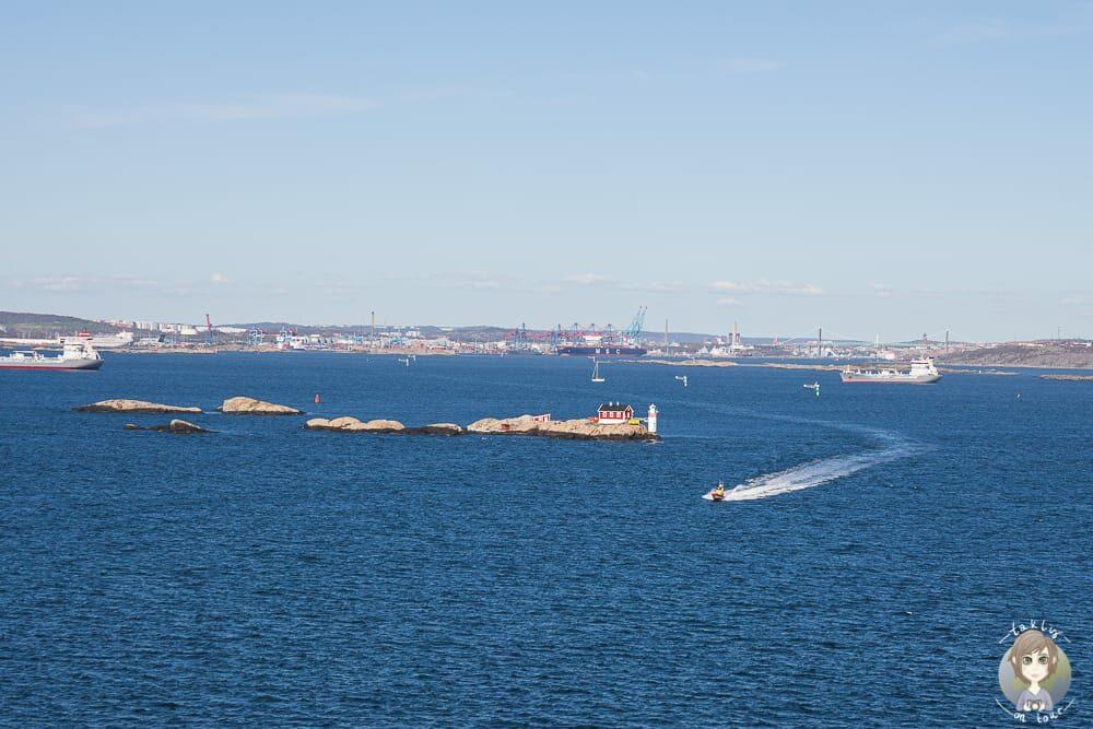 Fähren nach Schweden