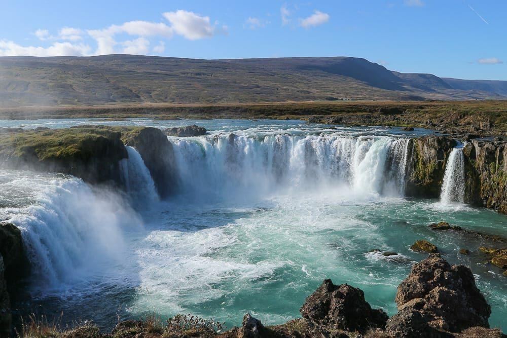 Sehenswürdigkeiten in Islands Norden