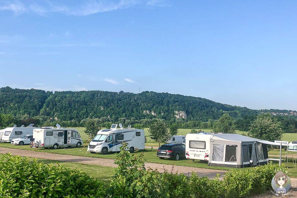 Camping in Bad Abbach im Landkreis Kelheim