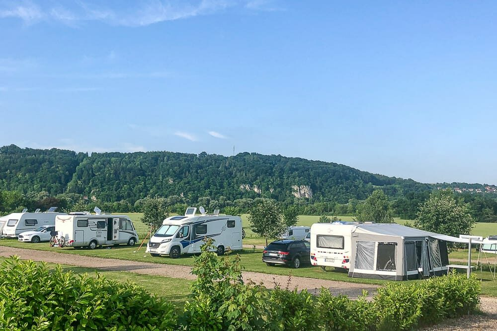 Camping in Kelheim und Umgebung