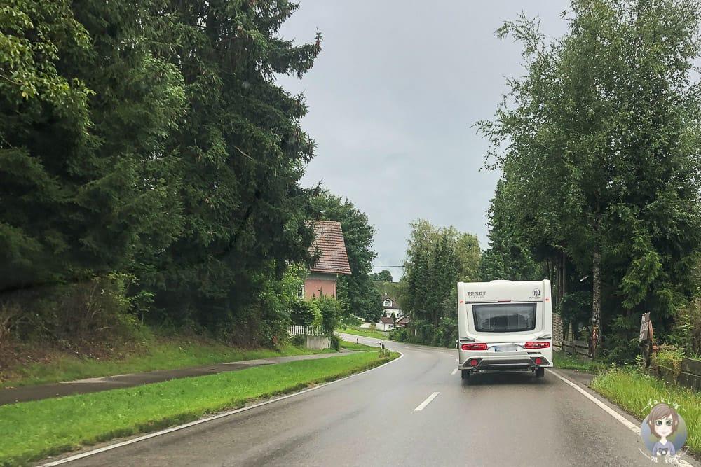 Mietwohnwagen vom Anbieter