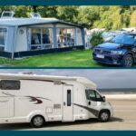 Wohnwagen oder Wohnmobil: Was eignet sich besser für Familiencamping?