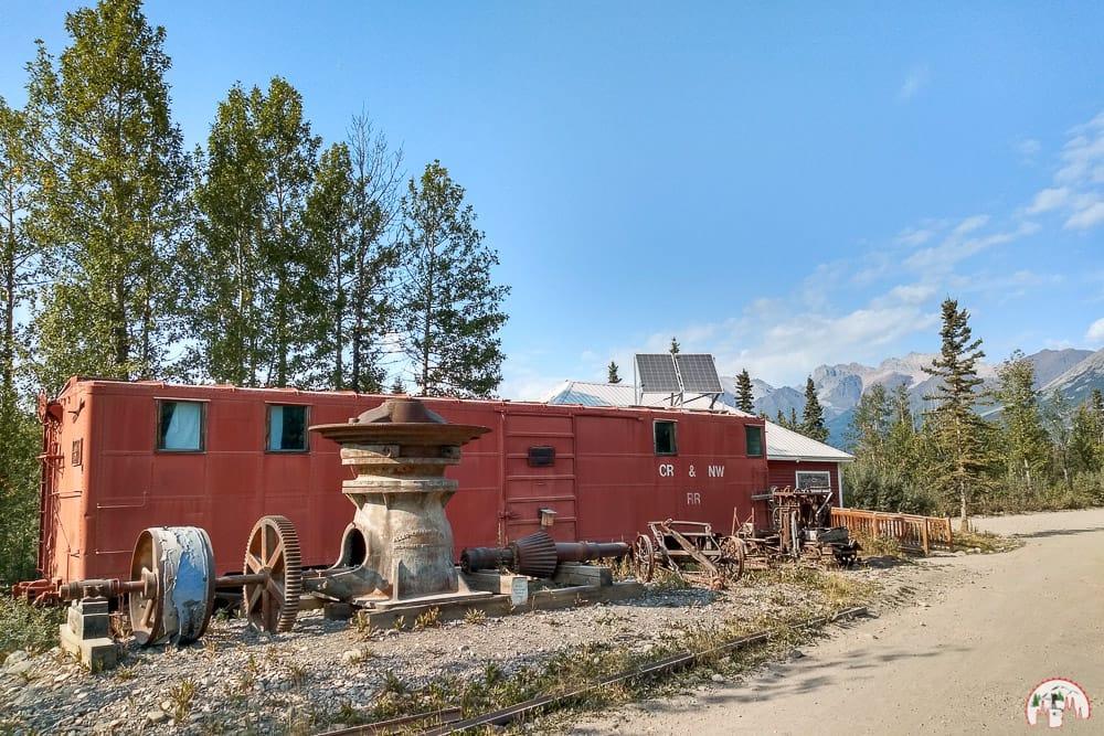 McCarthy in Alaska